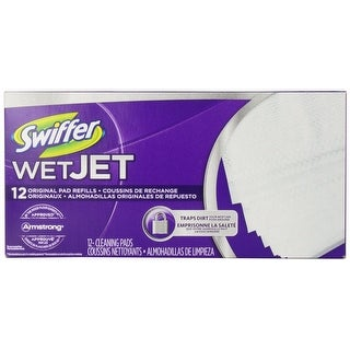 Swiffer 08441 Mop Floor Cleaner Pad Refills