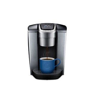 Keurig K-Elite Single Serve Coffee Maker (Brushed Slate)