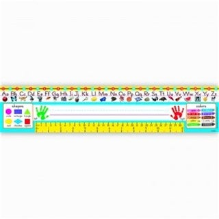 Reference Size Name Plates Pack-1 Zaner-Bloser Desk Toppers - Pack