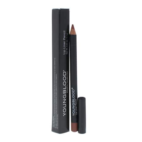 Lip Liner Pencil - Malt By Youngblood For Women - 1 10 Oz Lip Liner