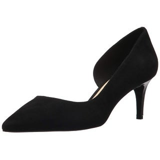 Nine West Womens Shatala Pointed Toe D-orsay Pumps