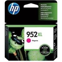 HP 952XL High Yield Yellow Original Ink Cartridge (L0S64AN)(Single Pack)