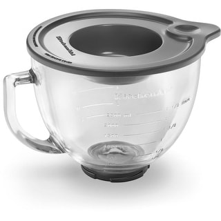 KitchenAid K5GB 5 Qt. Glass Bowl for use with Stand Mixer