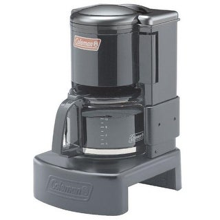 Coleman 765392 Camping Coffee Maker Black