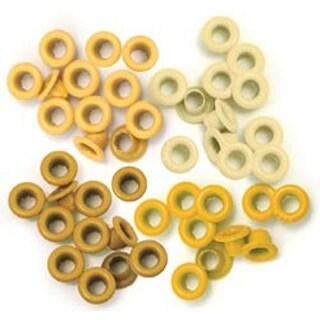 Yellow - Eyelets Standard 60/Pkg