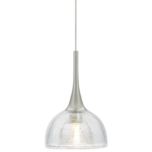 Lbl lighting sophia clear fusion jack 1 light track pendant