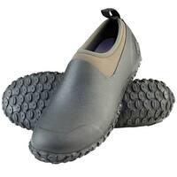 Muck Boots Moss/Green Muckster II Low Shoe w/ 4mm CR Flex Foam - Mens Size 8
