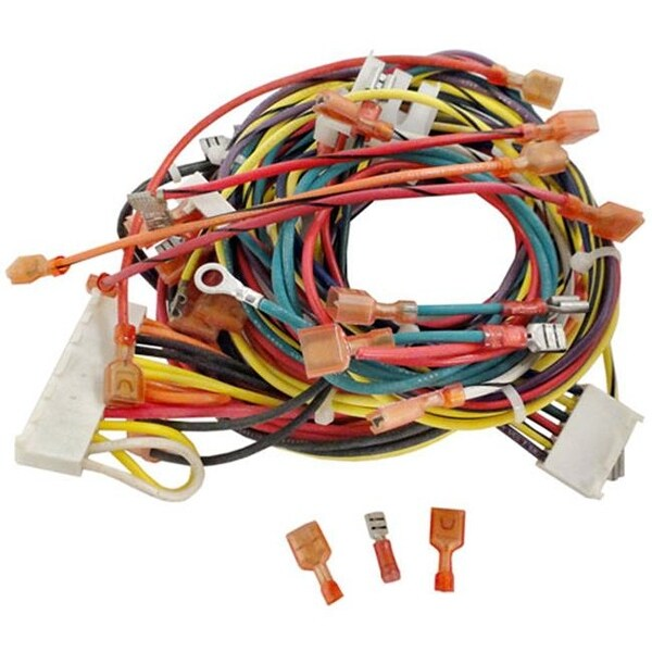 Shop Raypak 005270F Wire Harness IID Kit - Free Shipping Today ... on wire lamp, wire leads, wire holder, wire cap, wire connector, wire antenna, wire clothing, wire nut, wire ball, wire sleeve,