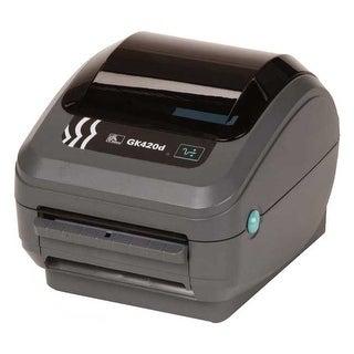 Zebra GK420d Direct Thermal Printer - Monochrome - Desktop - (Refurbished)