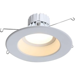 Volume Lighting V8619 Single Light LED 35,000 Hour Lamp Life Recessed Retrofit Fixture