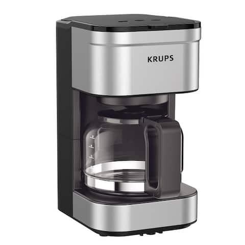 Krups KM202855 FCM Simply Brew 5 Cup Drip Coffee Maker