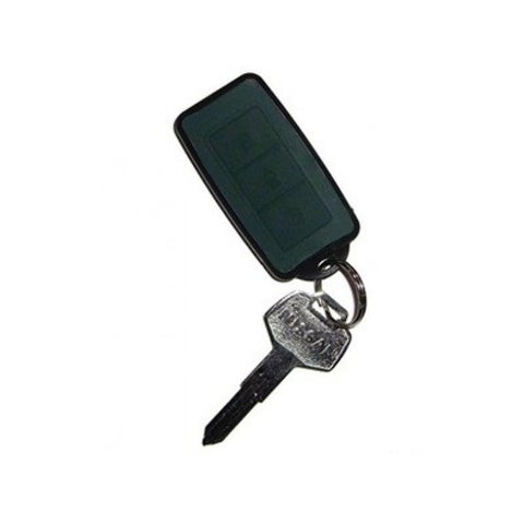 Lawmate Ar100 Audio Recording Keychain With Voice Activated Recording And Earphones - black