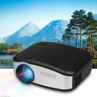 Mini LCD Projector 1200 lumens Home Theater Multimedia 1080P HDMI/USB/VGA/AV/ATV