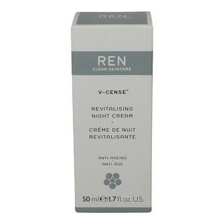 REN Skincare V-Cense Revitalising Night Cream - 1.7 Oz