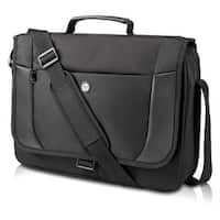 Smart Buy Essential Messenger Case for 17.3 in. Notebook