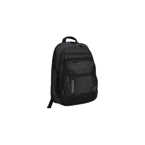 c5fee7811 Shop Targus H77360B Revolution Notebook Backpack Fits Up To 15.4IN - Free  Shipping Today - Overstock - 15144295