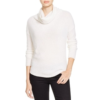 Joie Womens Pullover Sweater Cashmere Open Stitch
