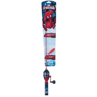 Shakespeare Youth Fishing Kit (Spiderman)