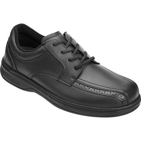 Orthofeet Men's Gramercy Black