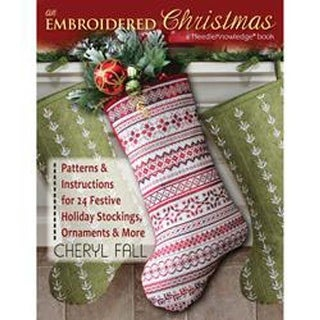 An Embroidered Christmas - Stackpole Books