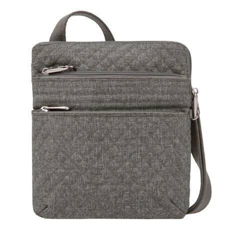 Travelon Women's Anti-Theft Boho Slim Crossbody Handbag - one size