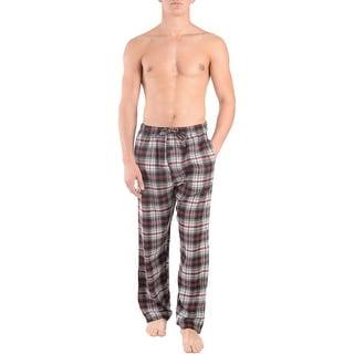 Link to Rugged Frontier Men's Flannel Plaid Casual Sleepwear Lounge Pants Similar Items in Loungewear