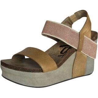 Otbt Women's Bushnell Leather Sandals