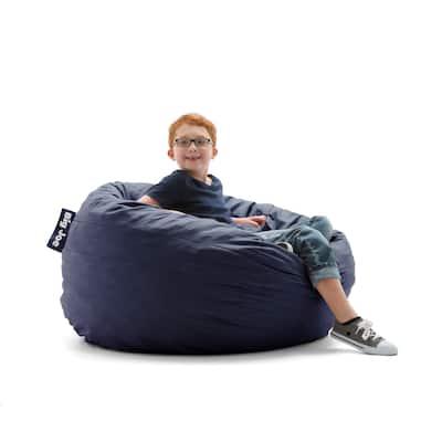 Big Joe Medium Fuf Bean Bag Chair