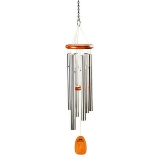 9701f9a4a Bamboo Wood & Aluminum Wind Chimes - Tuned to Amazing Grace - 25