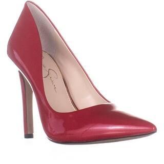 07ee718c05f6 Jessica Simpson Cassani Pointed Toe Classic Heels