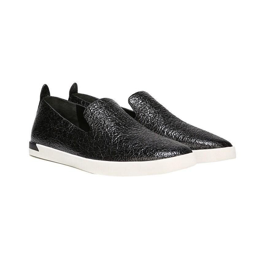 Shop Vince Vero Leather Sneaker