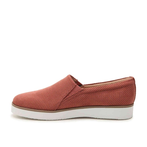 Naturalizer Womens Zophie2 Low Top Slip On Fashion Sneakers - 7