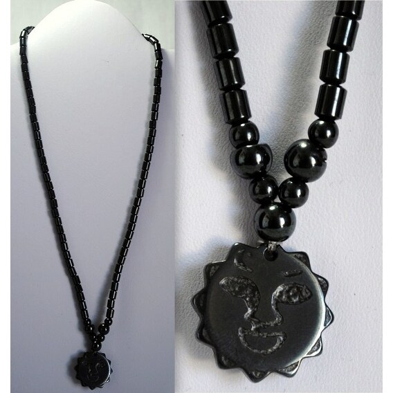 Ddi Magnetic Hematite Necklaces 17-18inch Sun (pack Of 120)