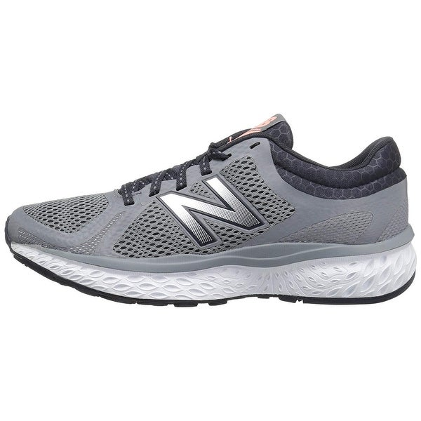 New Balance Womens W720LT4 Low Top Lace Up Running Sneaker, Grey, Size 8.5