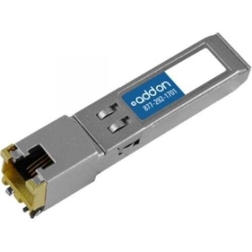Addon Glc-Te-Ao Cisco Compatible 1000Base-Tx Extended Temp Sfp Transceiver