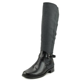 Aerosoles With Pride   Round Toe Canvas  Knee High Boot
