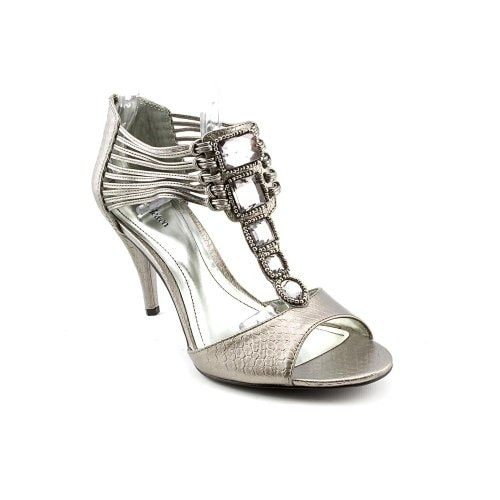 Style & Co. Womens Nathalie Open Toe T-Strap D-orsay Pumps - 5.5