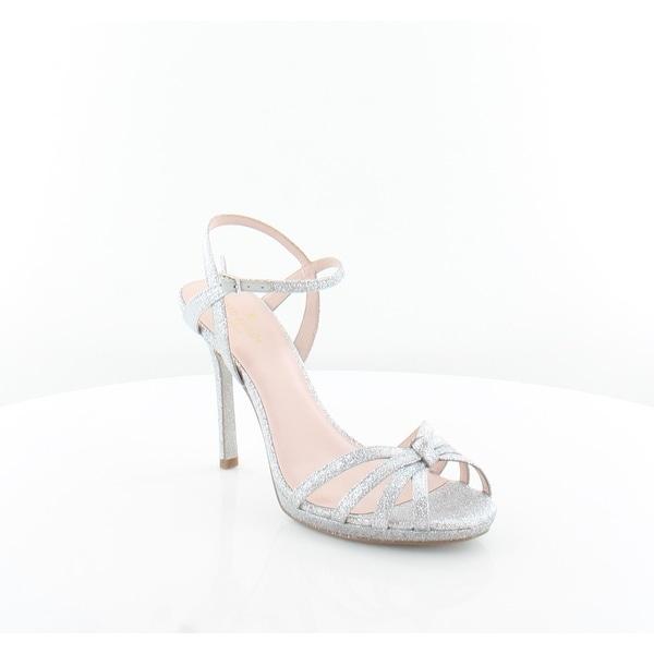 686bd182e2e Shop Kate Spade Florence Women s Heels Silver Thin Glitter - 8.5 ...