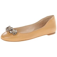 Nine West Women's Amanda Leather Ballet Flat