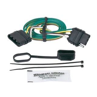 """Hopkins 47115 4-Wire Flat Extension, 48"""""""