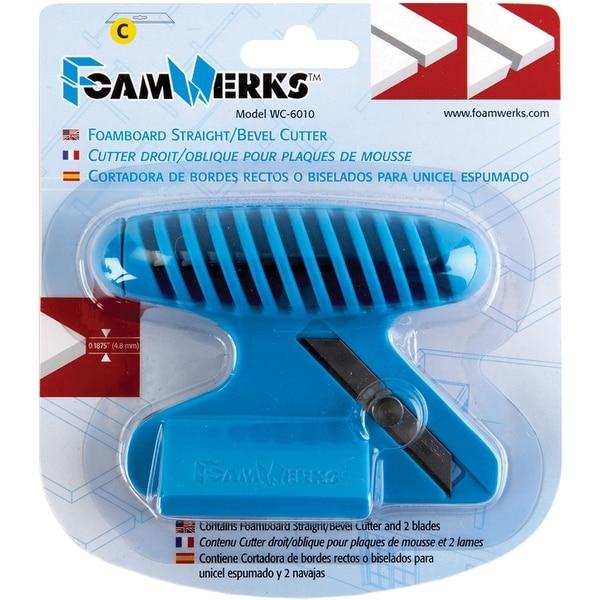 Foamwerks Foam Cutting Tool-Straight/Bevel
