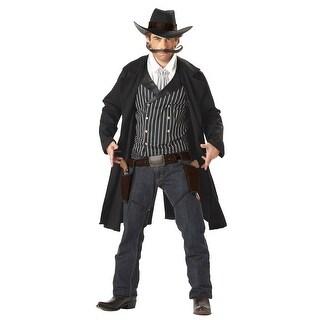 Adult Gunfighter Western Costume