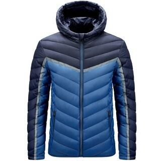 Link to Men'S  Down Jacket Hooded Lightweight Winter Puffer Coat Outerwear Similar Items in Women's Outerwear
