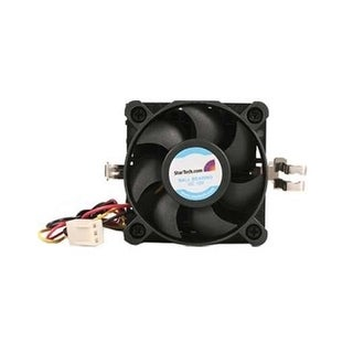 Startech - This Startech Socket 7/730 Cpu Cooling Fan Optimizes Heat Dissipation And Re