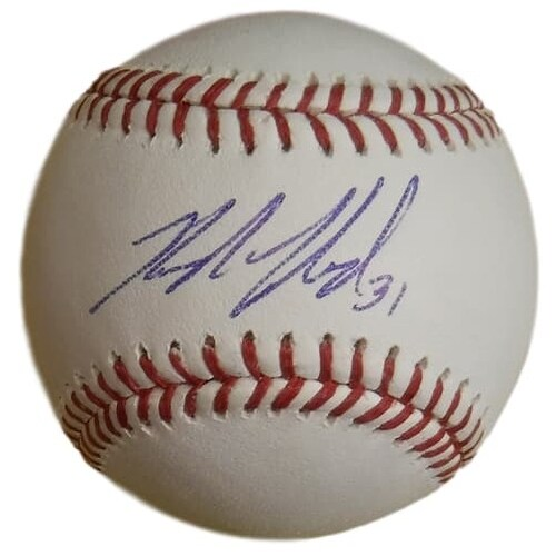 121d185c8 Shop Kyle Freeland Autographed Colorado Rockies OML Baseball - Free  Shipping Today - Overstock - 20641669