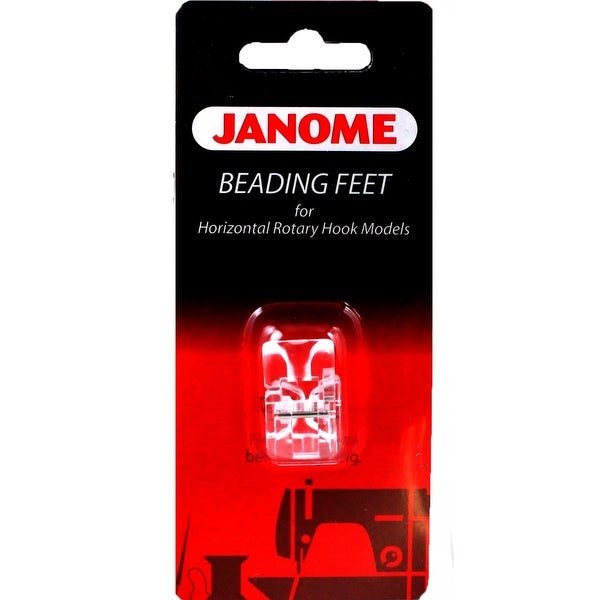 Janome Top-Load - Beading Foot Set
