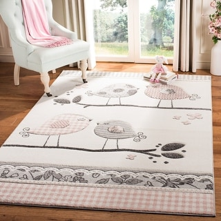 Safavieh Carousel Kids Madlen Transitional Rug