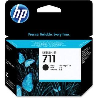 Hewlett Packard CZ133A HP 711 80-ml Black Ink Cartridge - Black - Inkjet - 1 Eac