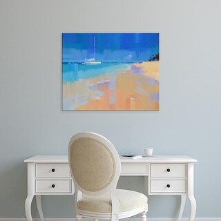 Easy Art Prints Alex Hook Krioutchkov's 'Sound of Paradise' Premium Canvas Art
