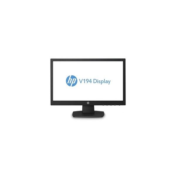 "HP V194 - LED monitor - 18.5"" (18.5"" viewable) LED Monitor"